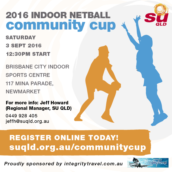 Indoor Netball Community Cup