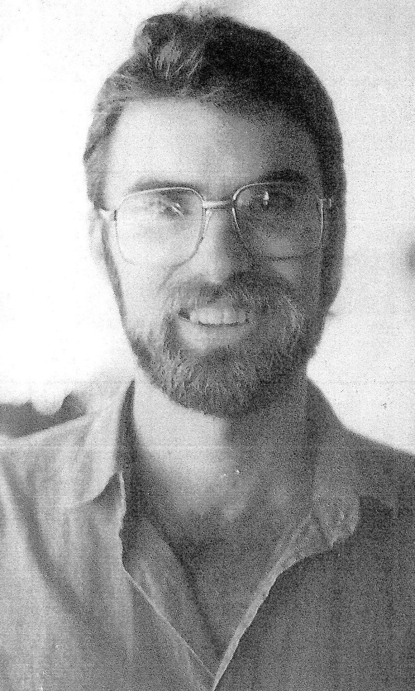 Craigslea's first chaplain, Paul Tuxworth