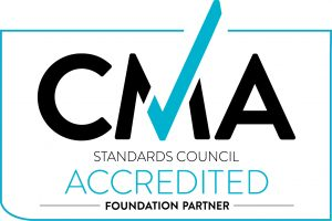 CMA Standards Council Accredited Foundation Partner
