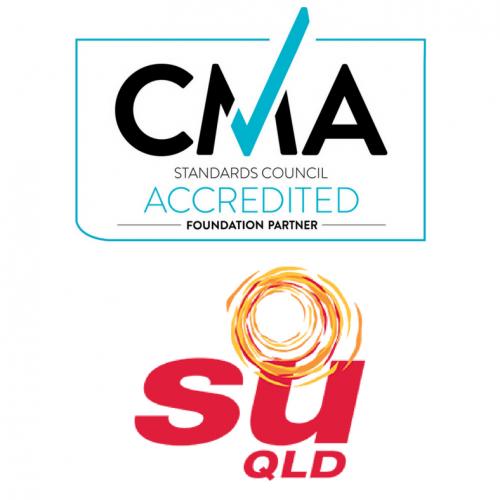 CMA Accredited
