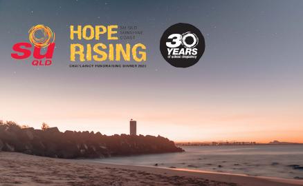 Hope Rising Banner